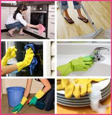 houses for cleaning