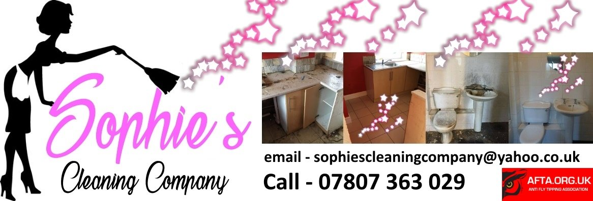 Sophie's Domestic Cleaning Company